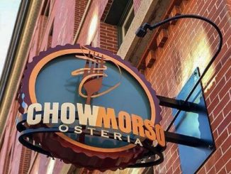 Chow Morso Osteria in lower downtown Denver, CO